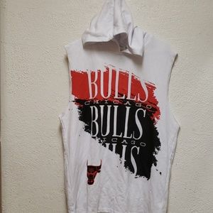 Other - NBA Chicago Bulls Hooded Tank